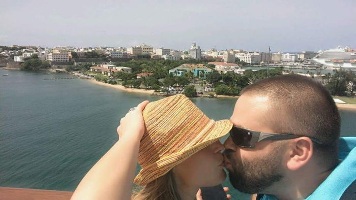 Where to Propose in On a cruise in the Caribbean!
