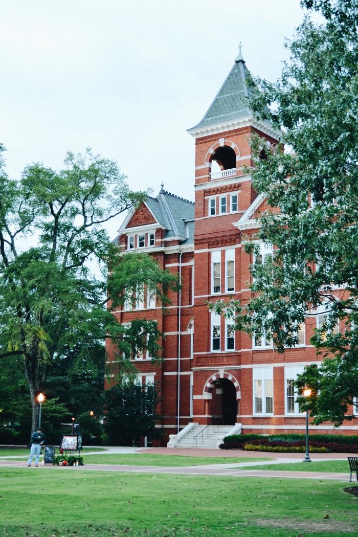 Proposal Ideas Samford Lawn- Auburn, AL