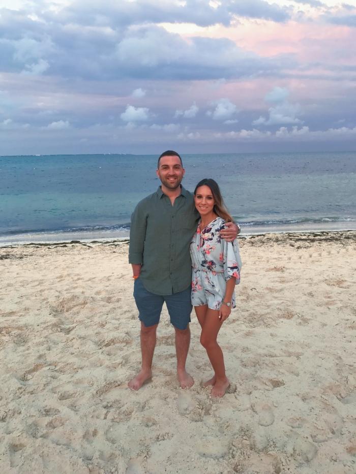 Proposal Ideas Cancun, Mexico on the beach