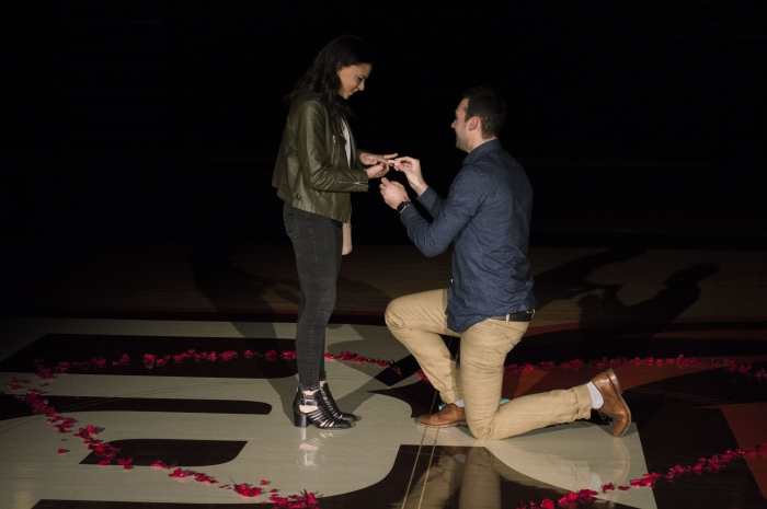 Wedding Proposal Ideas in Bowling Green State University