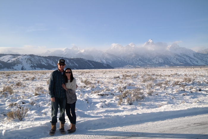 Wedding Proposal Ideas in Alpine, Wyoming