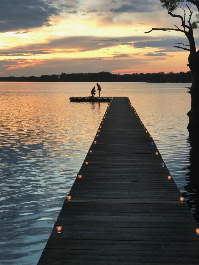 Wedding Proposal Ideas in Williamsburg, Virginia