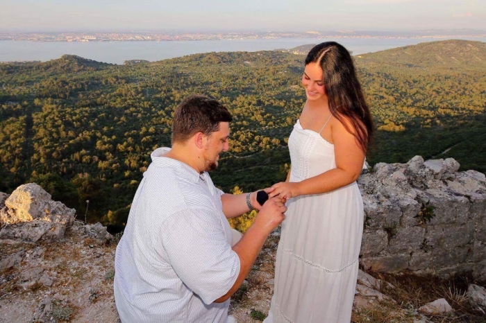 Marriage Proposal Ideas in Croatia
