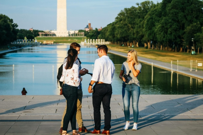 Proposal Ideas Washington D.C.