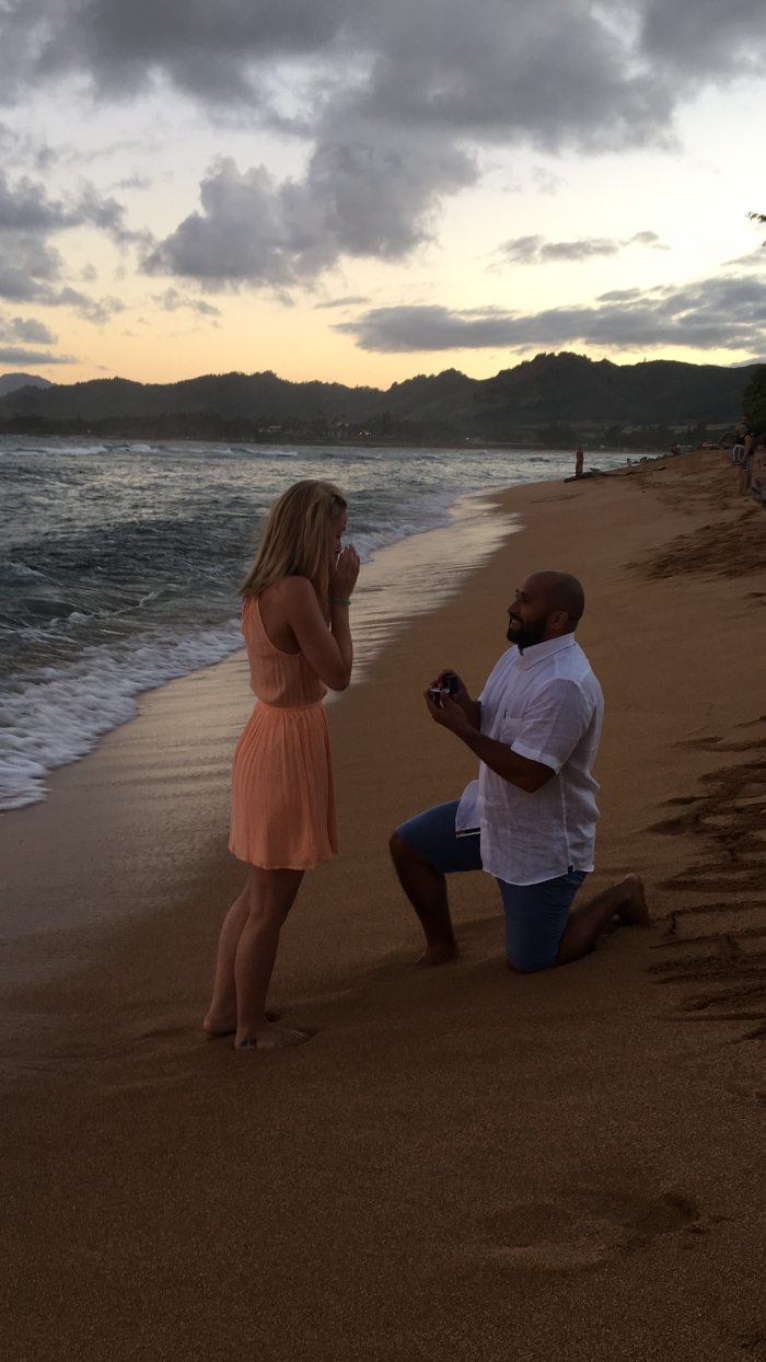 Where to Propose in Kauai, Hawaii