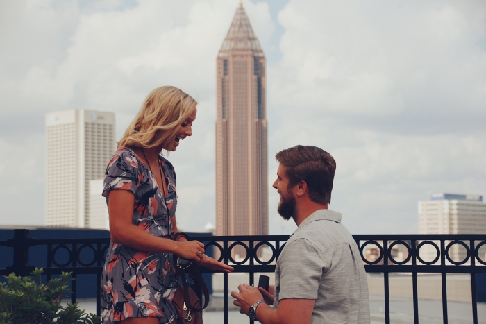 Engagement Proposal Ideas in Atlanta, GA
