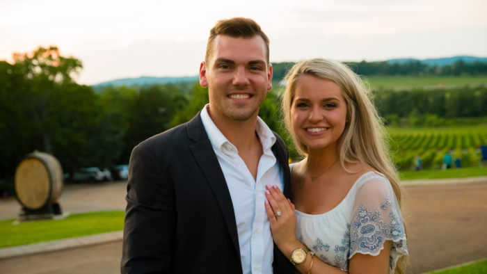 Where to Propose in Arrington Vineyards, Tennessee