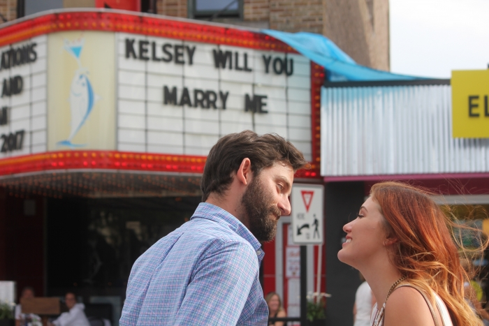 Image 3 of Kelsey and Mike