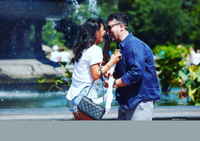 Image 2 of Paloma and Dustin