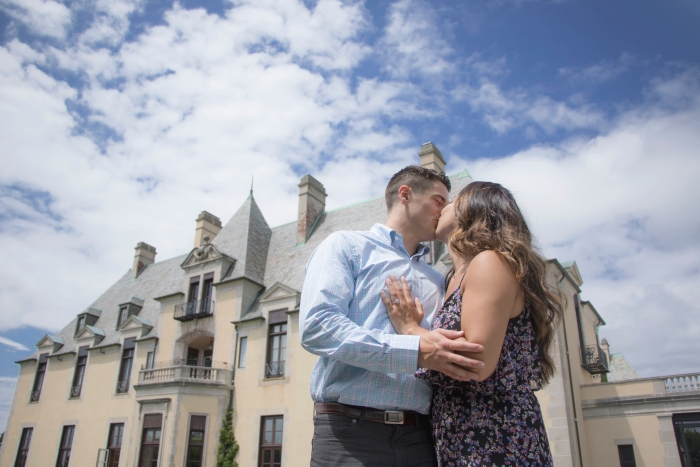Where to Propose in Oheka Castle