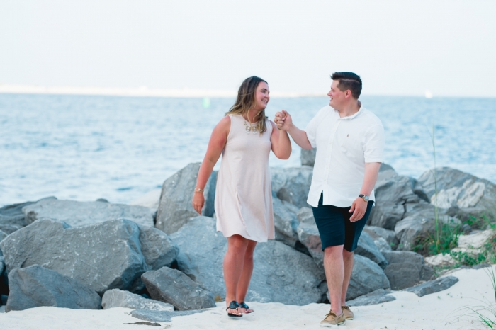 Engagement Proposal Ideas in The Gulf- Orange Beach Alabama