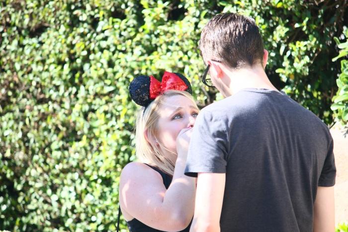 Wedding Proposal Ideas in Disneyland