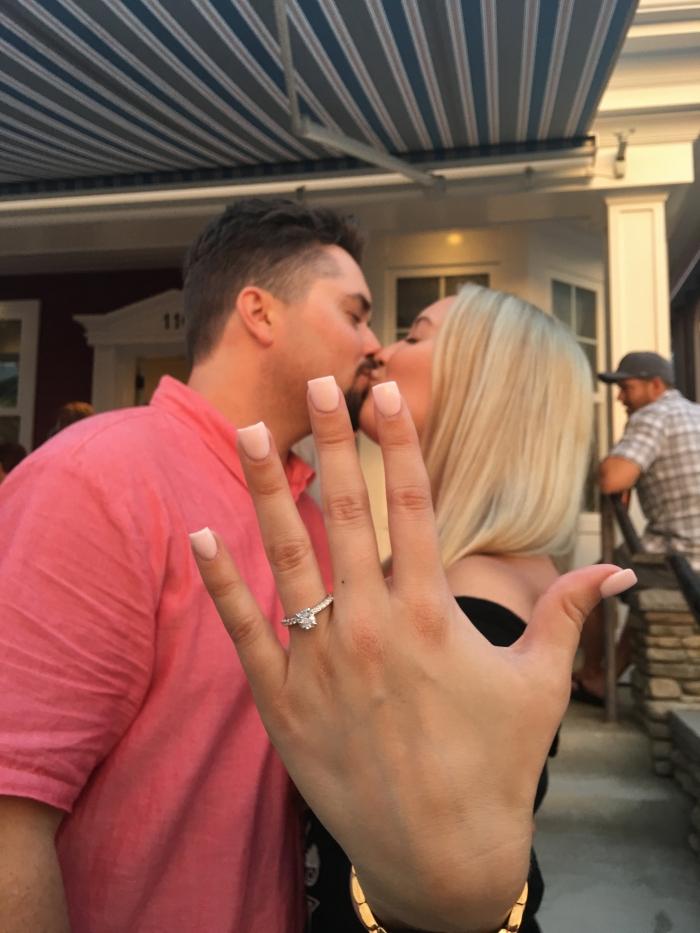 Bobbi's Proposal in Balboa beach