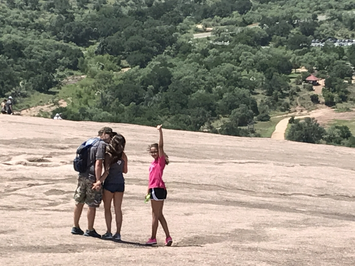 Marriage Proposal Ideas in Enchanted Rock