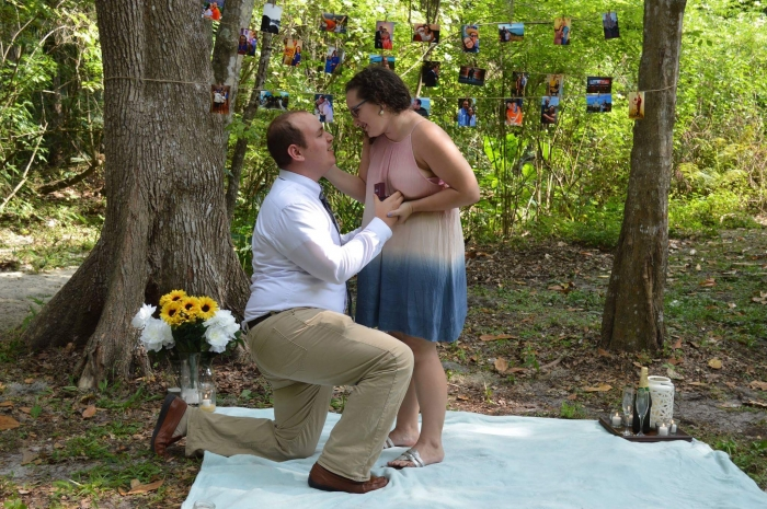 Marriage Proposal Ideas in University of Florida