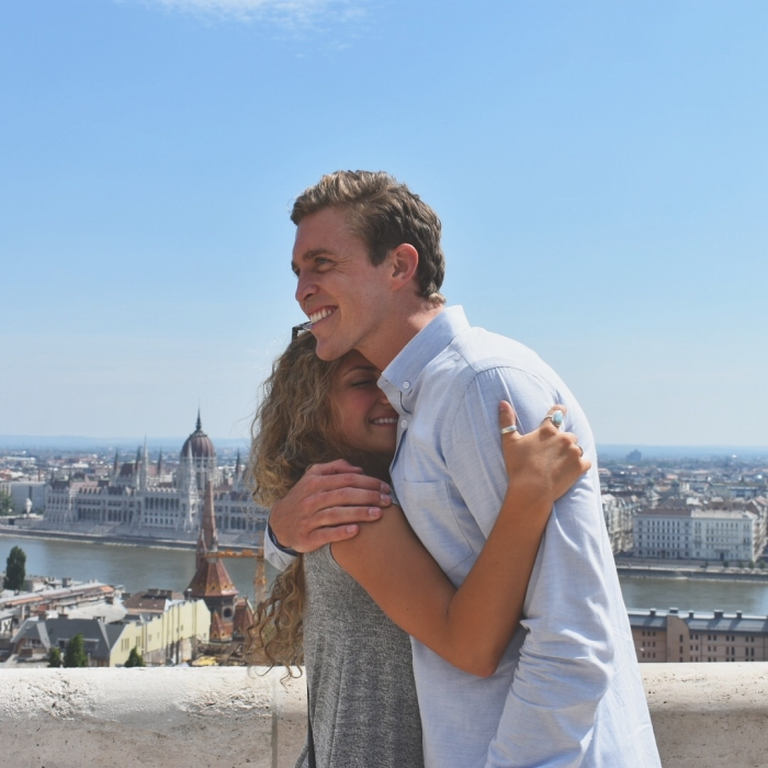 Engagement Proposal Ideas in Budapest, Hungary