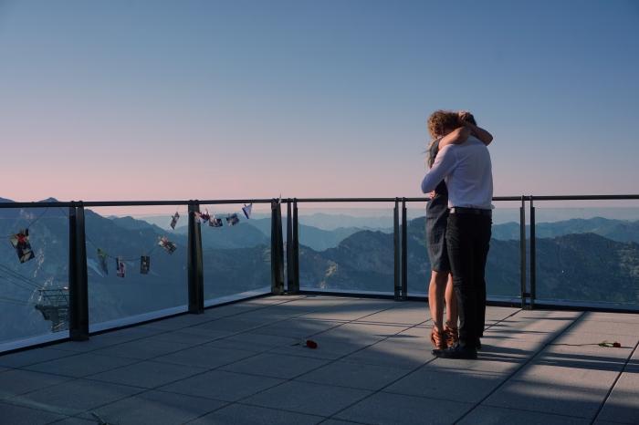 Marriage Proposal Ideas in Hidden Peak - Snowbird Resort - Utah