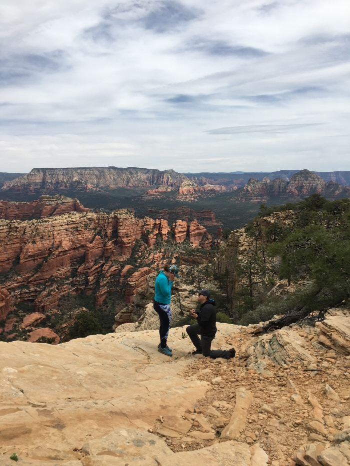 Where to Propose in Sedona, Arizona