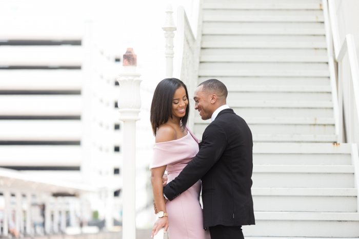 Jacqueline and Paul's Engagement in New Orleans