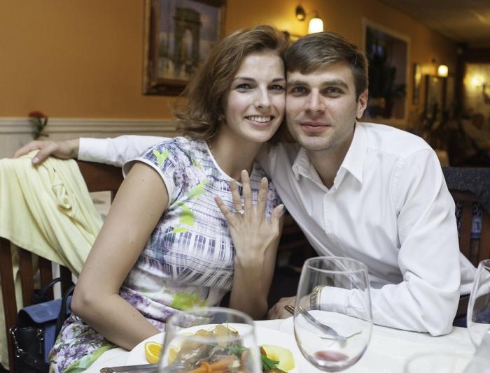 Image 1 of Ella and Igor