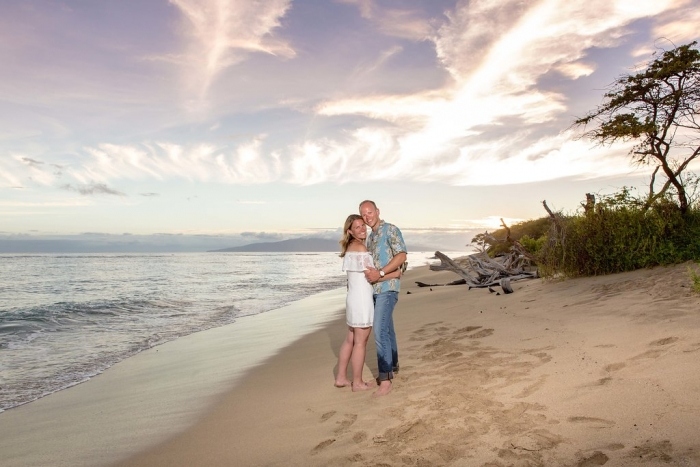 Marriage Proposal Ideas in Olowalu Pier, Maui, Hawaii