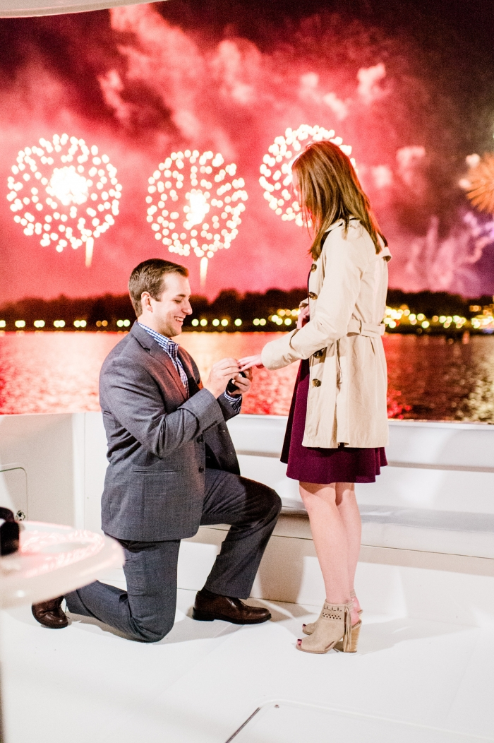 Where to Propose in Walt Disney World, Grand One Yacht