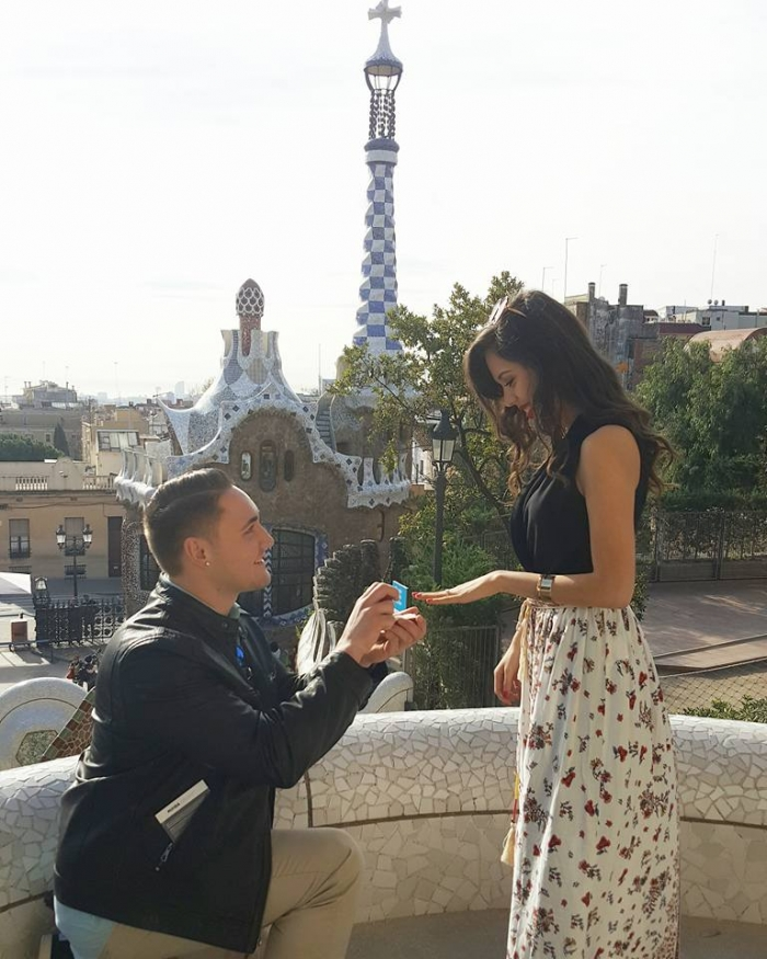 Engagement Proposal Ideas in Barcelona, Spain.