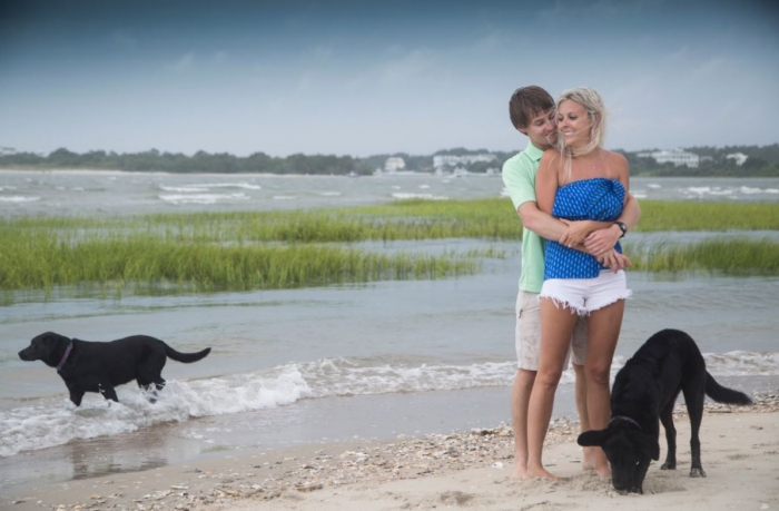 Where to Propose in Sheep Island, NC