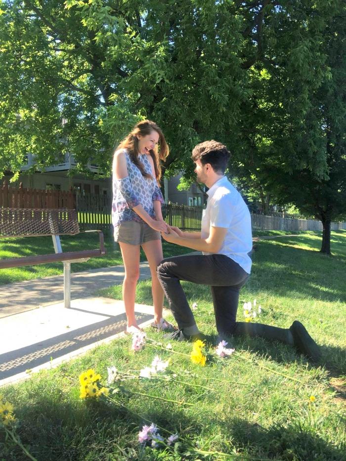 Engagement Proposal Ideas in Kansas City MIssouri