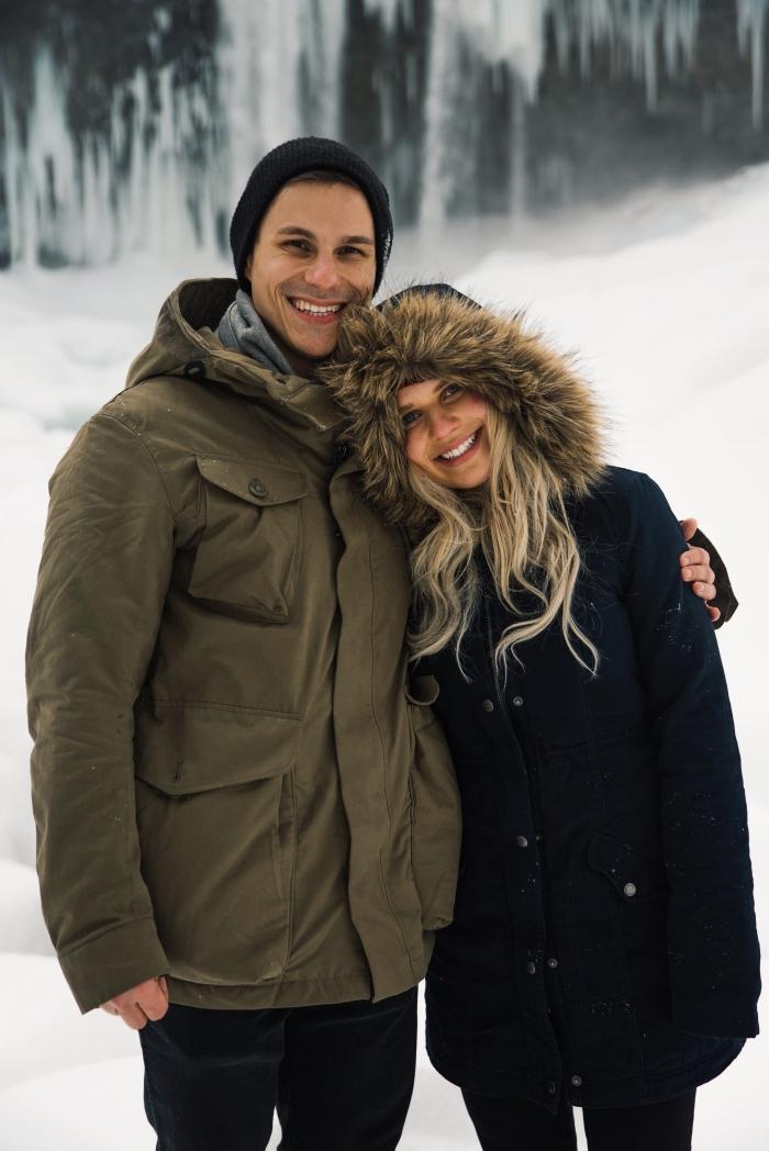 Image 1 of Alina and Sergey