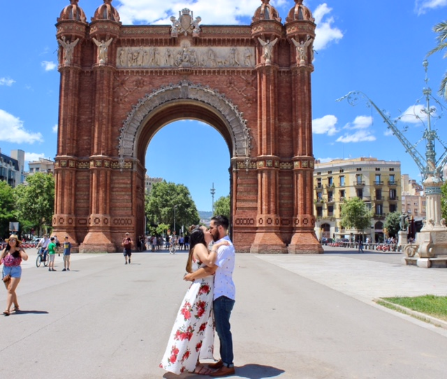 Engagement Proposal Ideas in Barcelona, Spain