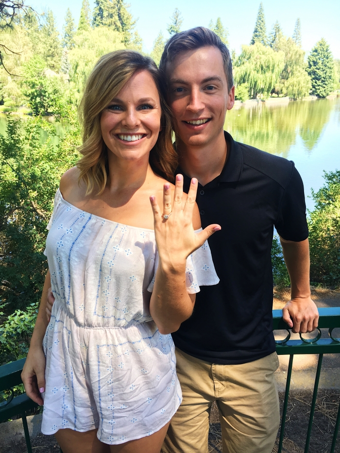 Marriage Proposal Ideas in Pilot Butte in Bend, OR