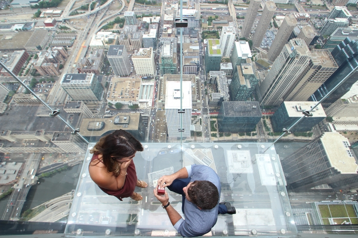 Proposal Ideas Willis (Sears) Tower Skydeck Chicago