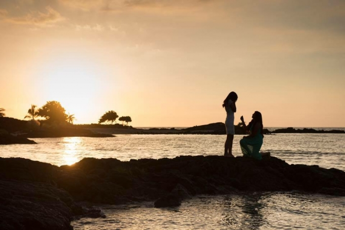Wedding Proposal Ideas in Kailua Kona, Hawaii