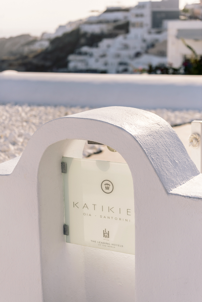Where to Propose in Santorini island, Greece