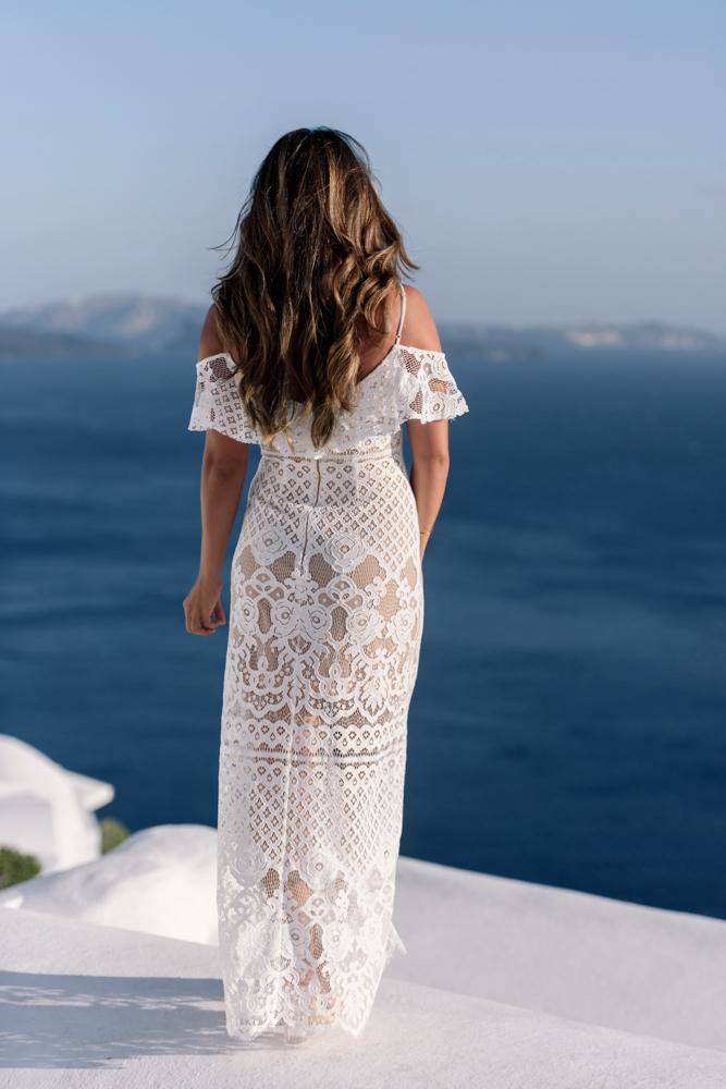 Wedding Proposal Ideas in Santorini island, Greece