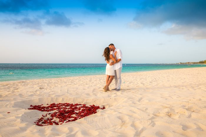 Engagement Proposal Ideas in Turks and Caicos