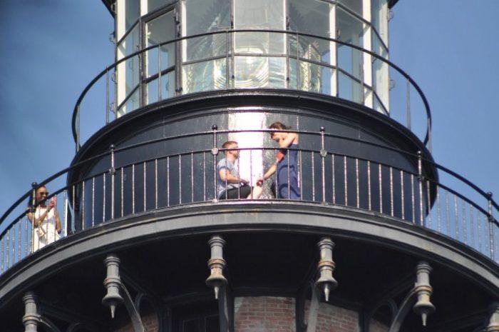 Marriage Proposal Ideas in Corolla, North Carolina