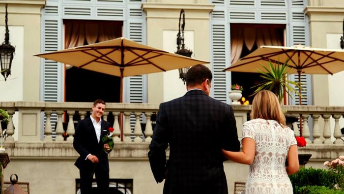 Where to Propose in Florence, Italy- Villa Cora