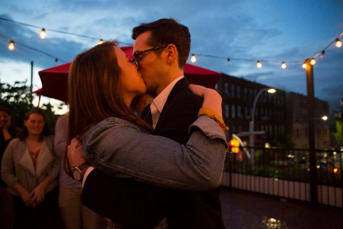 Where to Propose in Ample Hills in Gowanus Brooklyn NY