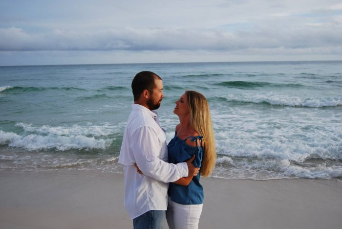 Wedding Proposal Ideas in Panama City Beach, FL