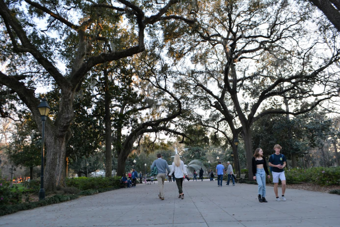 Engagement Proposal Ideas in Savannah, GA