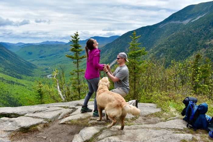 Marriage Proposal Ideas in Mount Willard, NH