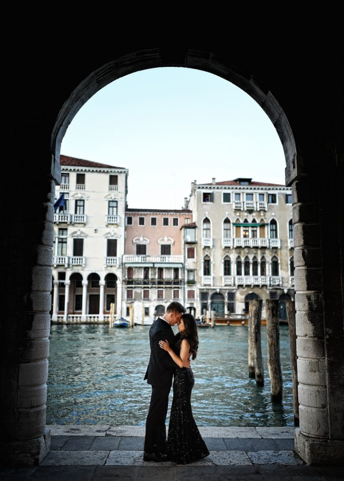 Proposal Ideas Venice, Italy