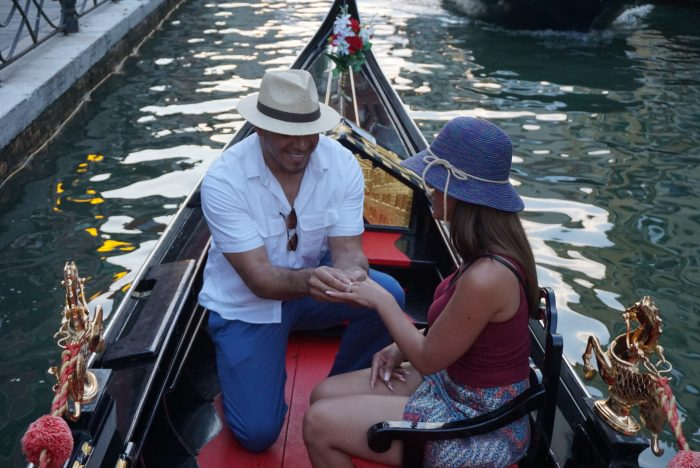 Marriage Proposal Ideas in Venice, Italy