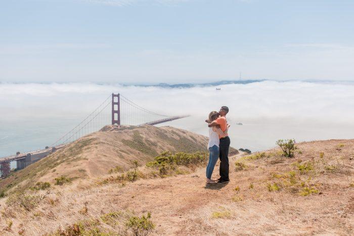 Where to Propose in San Francisco, California