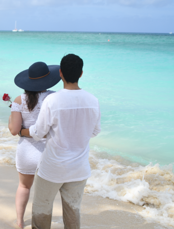 Jennifer and Fernando's Engagement in Cozumel, Mexico
