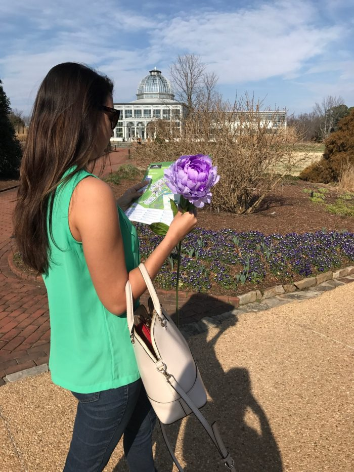 Christina's Proposal in Richmond, VA