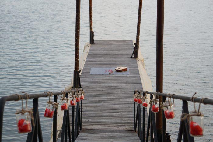 Engagement Proposal Ideas in Lake Lanier Sailing Club