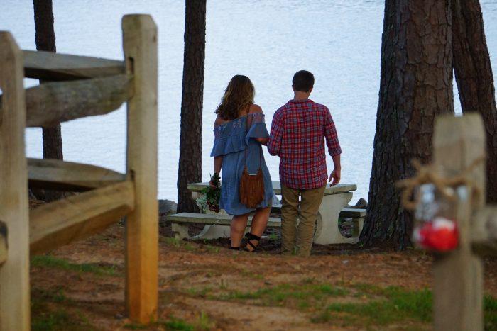 Wedding Proposal Ideas in Lake Lanier Sailing Club